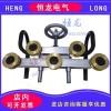 接触线五轮直弯器 校直器 五轮校直器 铜轮直弯器