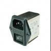 赛纪带保险丝通用型IEC插座滤波器