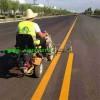安全通道指示线划线机斑马线冷喷涂线机交通标识热熔涂线机