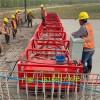 乡村马路自行式铺装机 电动找平机 高速轨道式整平机